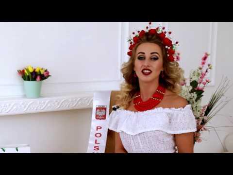 НАШ КОСТАНАЙ. Участница №6 «Мисс Этно-Костанай 2017» - Валерия Дейниченко, Польша