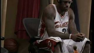 LeBron James Sings Time After Time