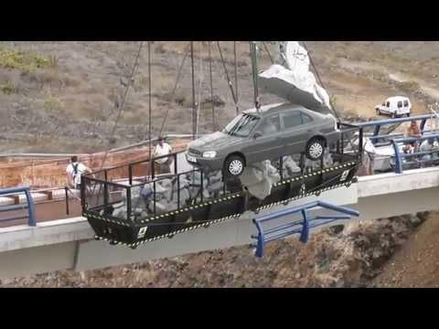 3. Форсаж 6 -- О том, как снимали взрыв моста