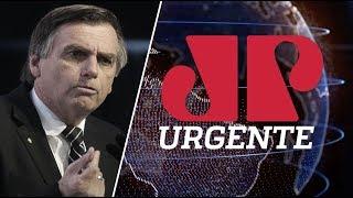 Urgente: Bolsonaro é esfaqueado durante campanha - 06/09/18