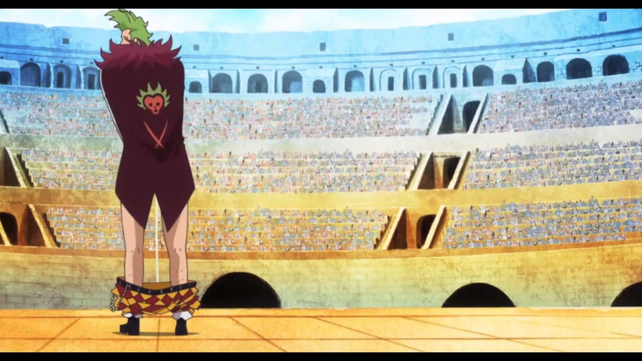Bartolomeo Takes a Piss in the Colosseum One Piece - YouTube One Piece Luffy And Zoro And Sanji