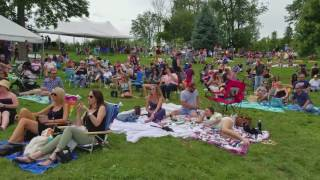 Warwick Winery Music Festival August 6, 2017