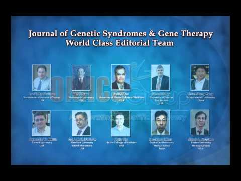 Genetic Syndromes &amp  Gene Therapy Journals   Omics Publishing Group