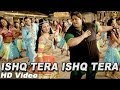 Ishq Tera Ishq Tera Feat. Ganesh Acharya Video Song | Anuradha Movie 2014 | Altamash Faridi