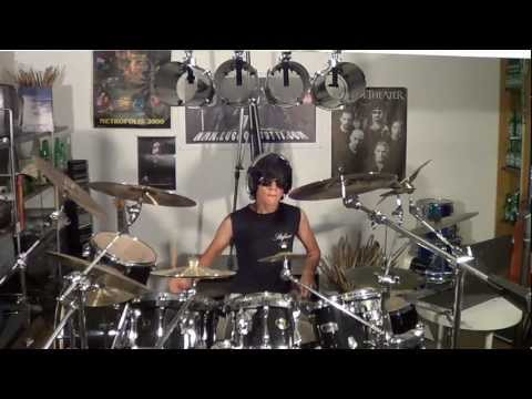Indifferent - Adrenaline Mob - Drum Cover By Simon Ciccotti ( 15 Years Old).