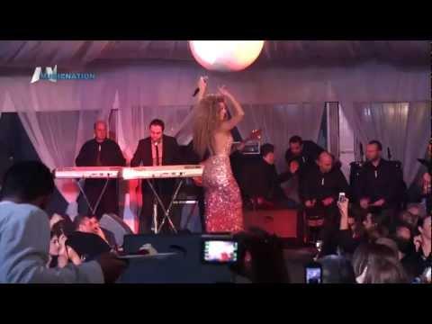 Myriam Fares - ميريام فارس في حفل عيد الحب حقلق راحتك