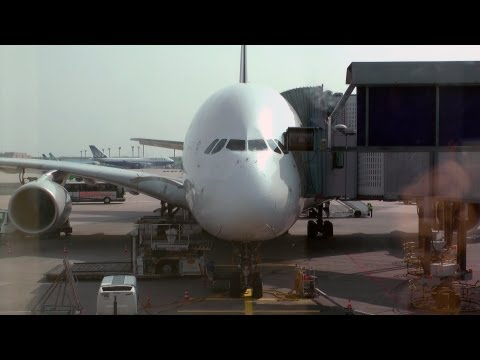 Trip Report - Singapore Airlines A380 - Frankfurt to Singapore - Part 1 | HD