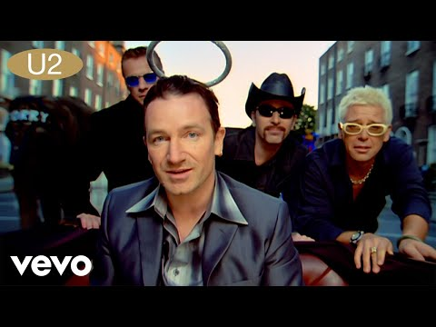 U2 - The Sweetest Thing
