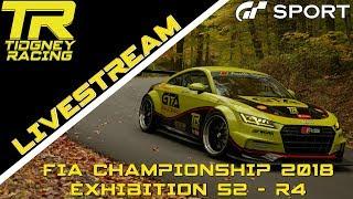 [GT Sport Livestream] - FIA 2018 Exhibition Season 2 Round 4! Nations + Manufacturer Cup