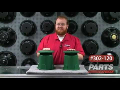 TIC GS5 Mini-Omni Garden Speakers