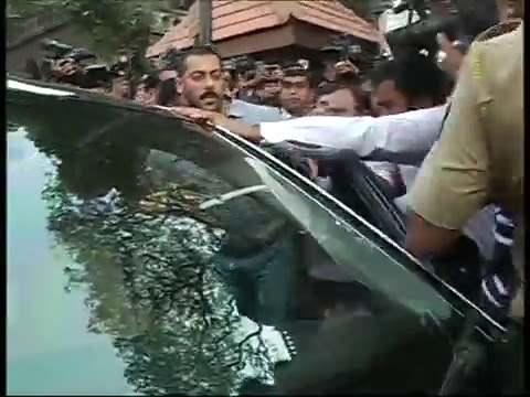 Salman Khan Return to Home From Bombay High Court