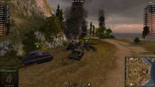 World of Tanks - Утёс - ИСУ-152 HD 1080p No Comments
