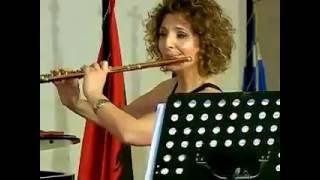 E. Grieg: Solveig's Song. Flute: Anna-Majlinda Spiro, Piano: Amir Xhakoviq