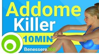 Allenamento Killer per Addominali di 10 Minuti Add