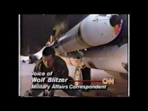 Operation Desert Storm - CNN Live News Coverage - Part 4