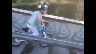 Funny boys accident video