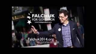 Evan Falchuk for Governor, Marijuana Policy