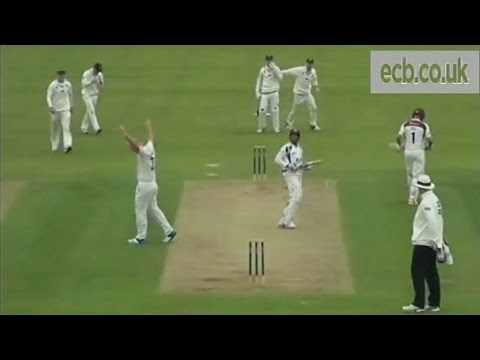 Durham's Chris Rushworth took a staggering 15 wickets in 18 overs as relegated Northamptonshire expired without a fight in the LV= County Championship Divisi...