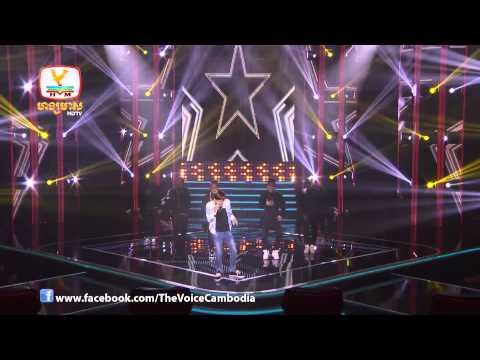 The Voice Cambodia - Final - Kmean Oun Bong Nov Jea Bong - Butt Seyha - 16 Nov 2014