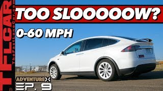 Why Is Our Tesla So Slow | Adventure X Ep.8?