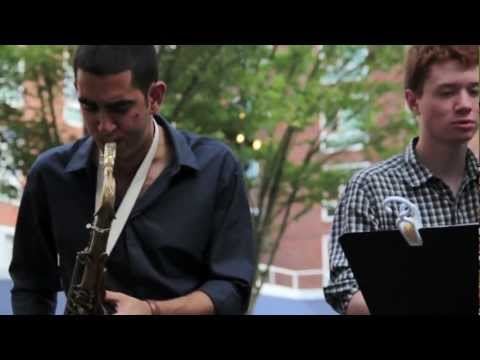 Daniel Rotem - Hill Workout : Berklee at the Regattabar