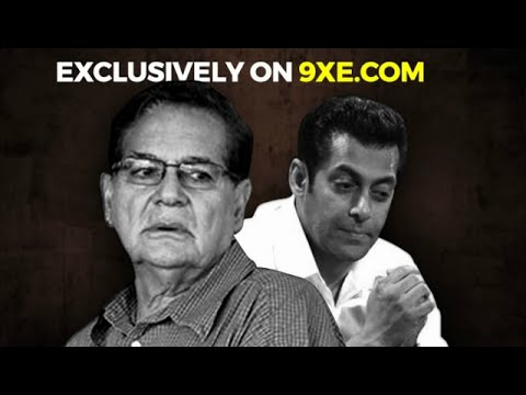 Salim Khan's candid chat about Salman Khan & his Family | 9xe's EXCLUSIVE Full Interview