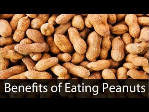 The Benefits of Eating Peanuts