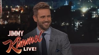 The Bachelor Nick Viall on Getting Dumped, This Season