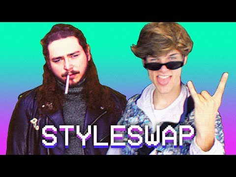 If BETTER NOW by POST MALONE was an 80s HIT!   STYLESWAP MP3