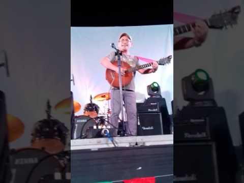 Gary Granada at UP Baguio Fair 2017 (March 17, 2017)