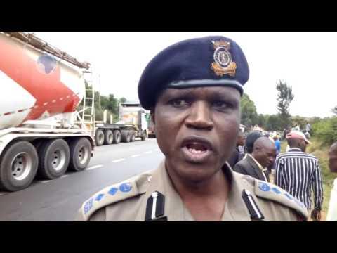 Eight people die in a road accident at Sachangwan, Nakuru county