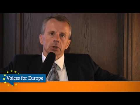 Voices for Europe: Jürgen Ligi, Minister of Finance, Estonia
