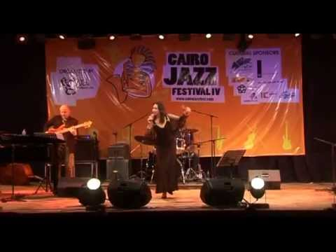 Come With Me Now - Michelle Rounds CAIRO JAZZ FESTIVAL 2012