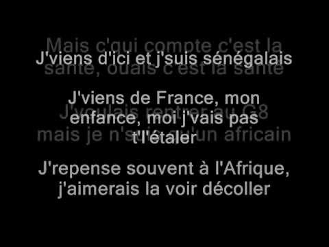 Clip video Sexion D'assaut africain ( Parole - Lyrics ) - Musique Gratuite Muzikoo