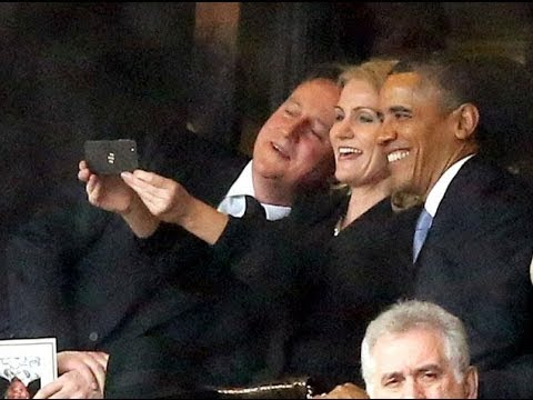 Obama Selfie !!! Trouble, Also, Barbie, Jodi selfies!