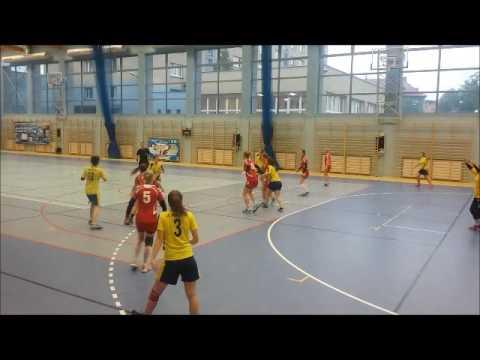 Piłka Ręczna Bytom-Sośnica Gliwice-UKS MOSM Bytom