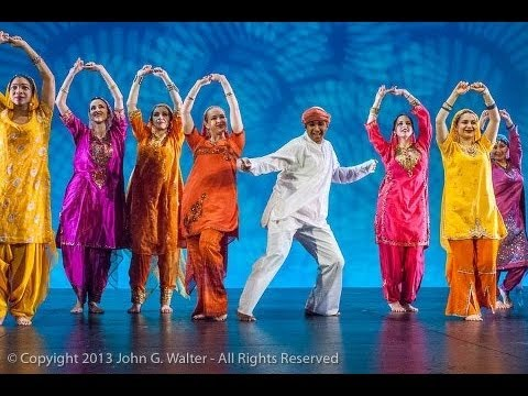BOLLYWOOD DANCE to Gur Nalo Ishq Mitha by Malkit Singh