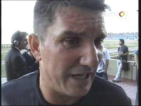 amistoso belgrano 1 instituto 0 NOTA el luifa artime tribuna celeste 04/02/2009.