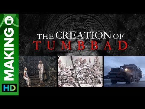 The Creation of Tumbbad | Production Design | Sohum Shah