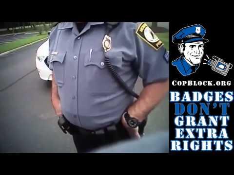 Body Camera Footage of Kyle Hammond Arrest