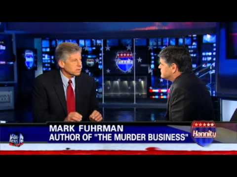 Mark Fuhrman book 'The Murder Business' Sean Hannity Fox News