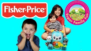 Fisher-Price Dance & Groove Rockit | Toy Review | Super Family Fun