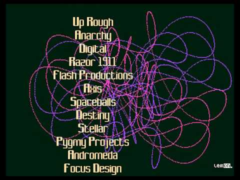 AMiGA OCS demo 