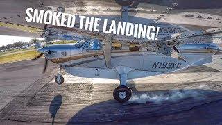 FIRST DAY ON THE JOB! - Kodiak Flight VLOG