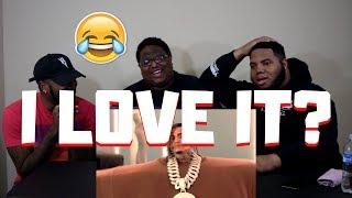 Kanye West Lil Pump Ft Adele Givens 34 I Love It 34 Official Music Audio Reaction