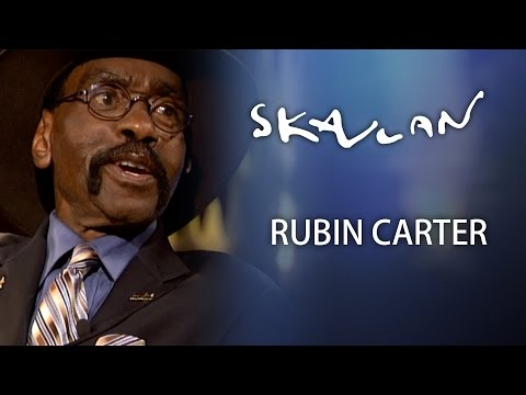 Rubin Hurricane Carter Interview | Skavlan