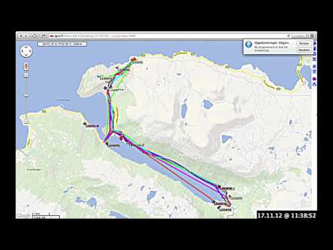 ARES Beisfjord 2012 YouTube