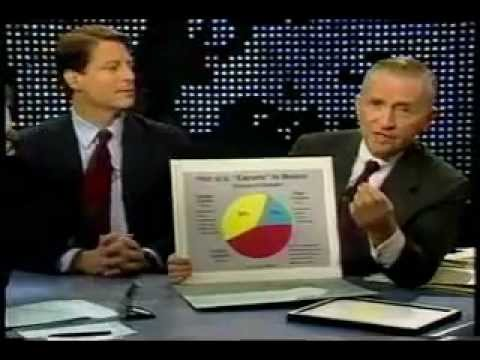Ross Perot vs. Al Gore NAFTA Debate FULL! 1993