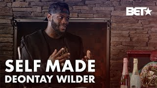 Deontay Wilder Interview - Denzel Washington Has This in Common | Self Made w/ Brett Berish  Pt 3