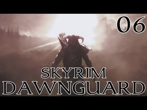 Let's Play Skyrim: Dawnguard [PS3] | Part 06 | BLOEDBAD! | Nederlands Commentaar